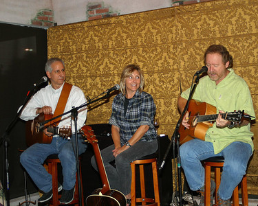 Dave Sherman, Connie Mims & Randy Brown - Ke Cellars, Tyler, Texas
