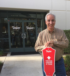Taylor Guitar Factory Tour – El Cajon, California